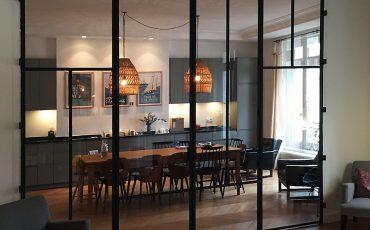 Rénovation Appartement rue de Tocqueville Paris XVII