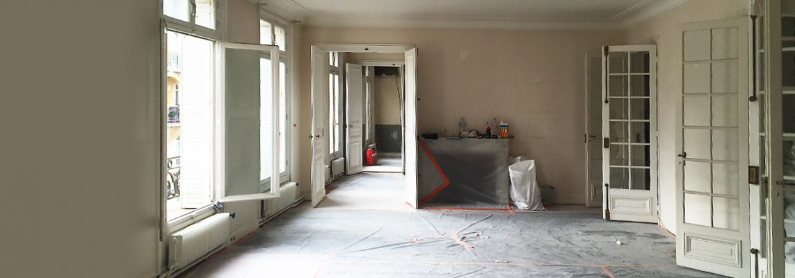 5. Phase de travaux