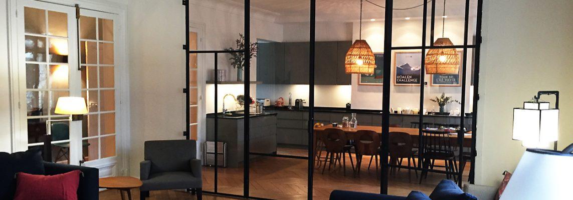 6. Livraison de l'appartement renové