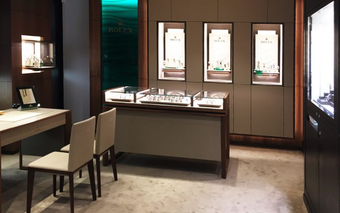 Boutique Rolex Bordeaux