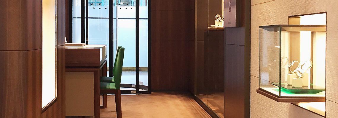 Boutique Rolex Paris